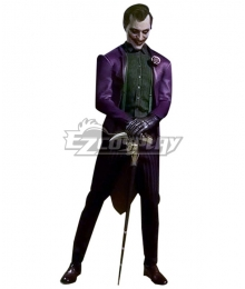 Mortal Kombat 11 The Joker Cosplay Costume