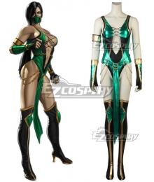 Mortal Kombat Jade Cosplay Costume