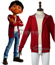 Disney Movie Coco Miguel Rivera Coat Cosplay Costume