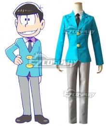 Mr. Osomatsu Osomatsu Karamatsu Choromatsu Ichimatsu Jyushimatsu Todomatsu Uniform Cosplay Costume