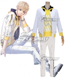 Mr Love: Queen's Choice Evol x Love Kiro Zhou Qiluo Kira Cosplay Costume