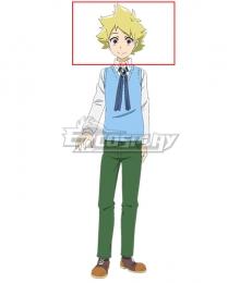 Muhyo & Roji's Bureau of Supernatural Investigation Jiro Kusano Golden Cosplay Wig