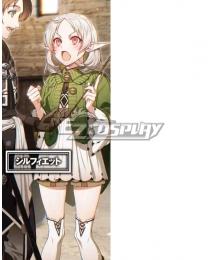 Mushoku Tensei: Jobless Reincarnation Sylphiette Greyrat C Cosplay Costume