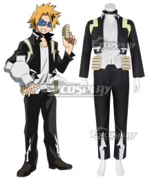 My Hero Academia Boku no Hero Academia Denki Kaminari New Edition Hero Cosplay Costume