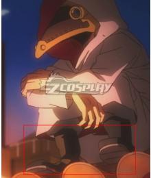 My Hero Academia Boku No Hero Academia  Hari Kurono Alter Chronostasis Black Shoes Cosplay Boots