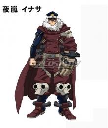 My Hero Academia Boku no Hero Academia Inasa Yoarashi Cosplay Costume - No Costume Prop