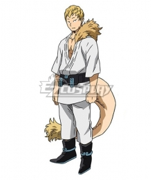 My Hero Academia Boku no Hero Academia Mashirao Ojiro Cosplay Costume