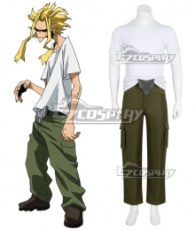 My Hero Academia Boku no Hero Akademia All Might Cosplay Costume - A Edition