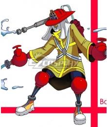 My Hero Academia Boku No Hero Akademia Backdraft Cosplay Costume