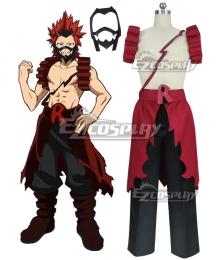 My Hero Academia Boku no Hero Akademia Eijirou Kirishima Cosplay Costume