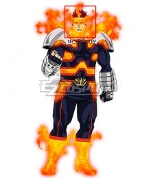 My Hero Academia Boku No Hero Akademia Endeavor Red Cosplay Wig