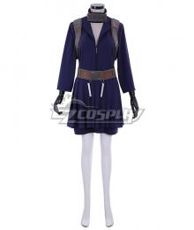 My Hero Academia Boku No Hero Akademia Female Shoto Todoroki Cosplay Costume