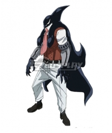 My Hero Academia Boku No Hero Akademia Gang Orca Kugo Sakamata New Edition Cosplay Costume