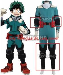 My Hero Academia Boku No Hero Akademia Izuku Midoriya Deku Cosplay Costume - Only  Armguards, Leg cover