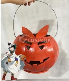 My Hero Academia Boku No Hero Akademia Izuku Midoriya Deku Halloween Pumpkin Cosplay Weapon Prop