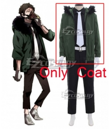 My Hero Academia Boku No Hero Akademia Kai Chisaki Overhaul Cosplay Costume - Only Coat