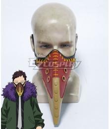 My Hero Academia Boku No Hero Akademia Kai Chisaki Overhaul Mask New Edition Cosplay Accessory Prop