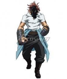 My Hero Academia Boku no Hero Akademia Kendo Rappa Cosplay Costume