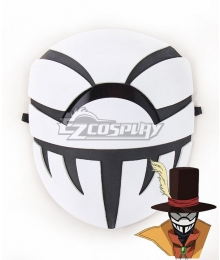My Hero Academia Boku No Hero Akademia Mr. Compress Atsuhiro Sako Mask Cosplay Accessory Prop