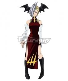 My Hero Academia Boku No Hero Akademia No.10 Ryuko Tatsuma Cosplay Costume