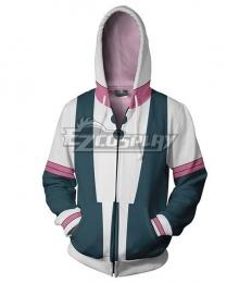 My Hero Academia Boku No Hero Akademia Ochako Uraraka Coat Hoodie Cosplay Costume