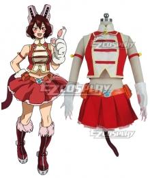My Hero Academia Boku no Hero Akademia Pussy Cat Mandalay Cosplay Costume