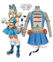 My Hero Academia Boku no Hero Akademia Pussy Cat Pixie-Bob Cosplay Costume