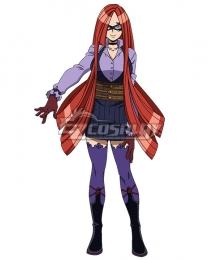 My Hero Academia: Heroes Rising Slice Cosplay Costume