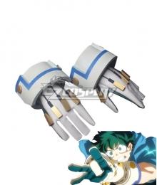 My Hero Academia Boku No Hero Akademia Izuku Midoriya Deku Gloves Cosplay Accessory Prop
