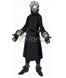 My Hero Academia Boku no Hero Akademia OAD Training of the Dead Kashiko Sekigai Cosplay Costume
