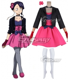 My Hero Academia: Two Heroes Kyouka Jirou Cosplay Costume
