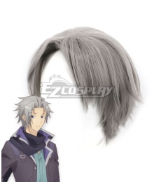 My Next Life as a Villainess: All Routes Lead to Doom! Alan Stuart Gray Cosplay Wig