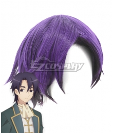 My Next Life as a Villainess: All Routes Lead to Doom! Nicole Ascart Purple Cosplay Wig
