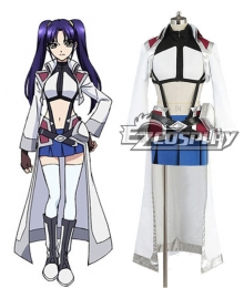 Cross Ange: Rondo of Angels and Dragons Kurosu Anju Tenshi to Ryu no Rondo Salia Saria Cosplay Costume