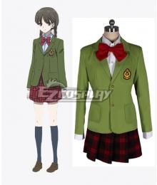 RDG Red Data Girl Arudiji Reddo Deta Garu Izumiko Suzuhara Suzuhara Izumiko Cosplay Costume