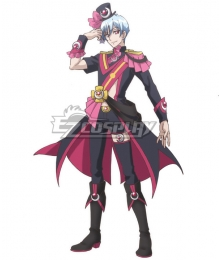 Cute High Earth Defense Club Love! Melty Luna Akihiko Beppu Cosplay Costume