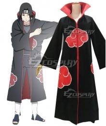 Naruto Akatsuki Itachi Uchiha Cosplay Costume - Only Coat