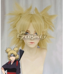 Naruto Temari Yellow Cosplay Wig