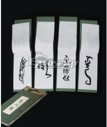 Natsume Yuujinchou Natsume's Book Of Friends Takashi Natsume Takarabako Cosplay Accessory Prop