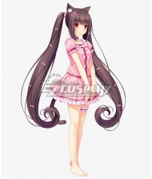 Nekopara Chocola Pajamas Cosplay Costume