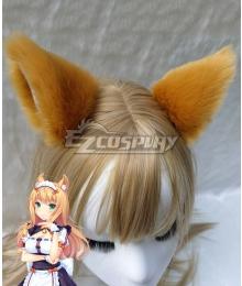 Nekopara Maple Minaduki Ears Cosplay Accessory Prop