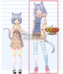 Nekopara Vol.4 Milk Teenage Cosplay Costume