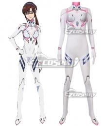 Neon Genesis Evangelion 3.0 + 1.0 EVA Mari Makinami Cosplay Costume