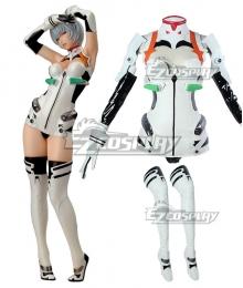 Neon Genesis Evangelion EVA Rei Ayanami Yamato Cosplay Costume