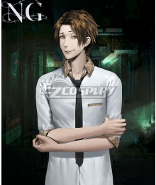 NG No Good PS4 Game Amanome Seiji Cosplay Costume