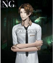 NG No Good PS4 Game Amanome Seiji Cosplay Costume