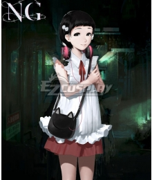 NG No Good PS4 Game Kijima Ami Cosplay Costume
