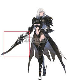 NieR Re[in]carnation Reincarnation Frenlies Cosplay Weapon Prop