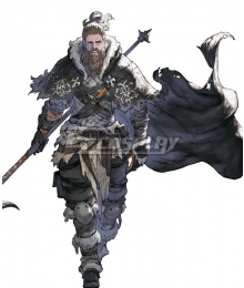 NieR Re[in]carnation Reincarnation Brave Mountain Cosplay Costume