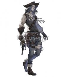 NieR Re[in]carnation Reincarnation Dimis C Cosplay Costume